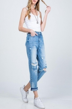 Special A Mid-Rise Relaxed-Skinny Jean - Alternate List Image