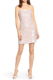 Endless Rose Speckle Sequin Dress - Front cropped