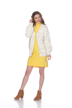Sisters Knits SPECKLED CARDIGAN - Product List Image