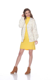 Sisters Knits SPECKLED CARDIGAN - Product Mini Image