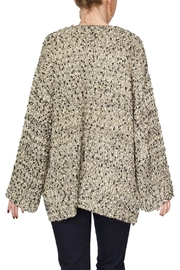 See U Soon Speckled Cardigan Sweater - Side cropped