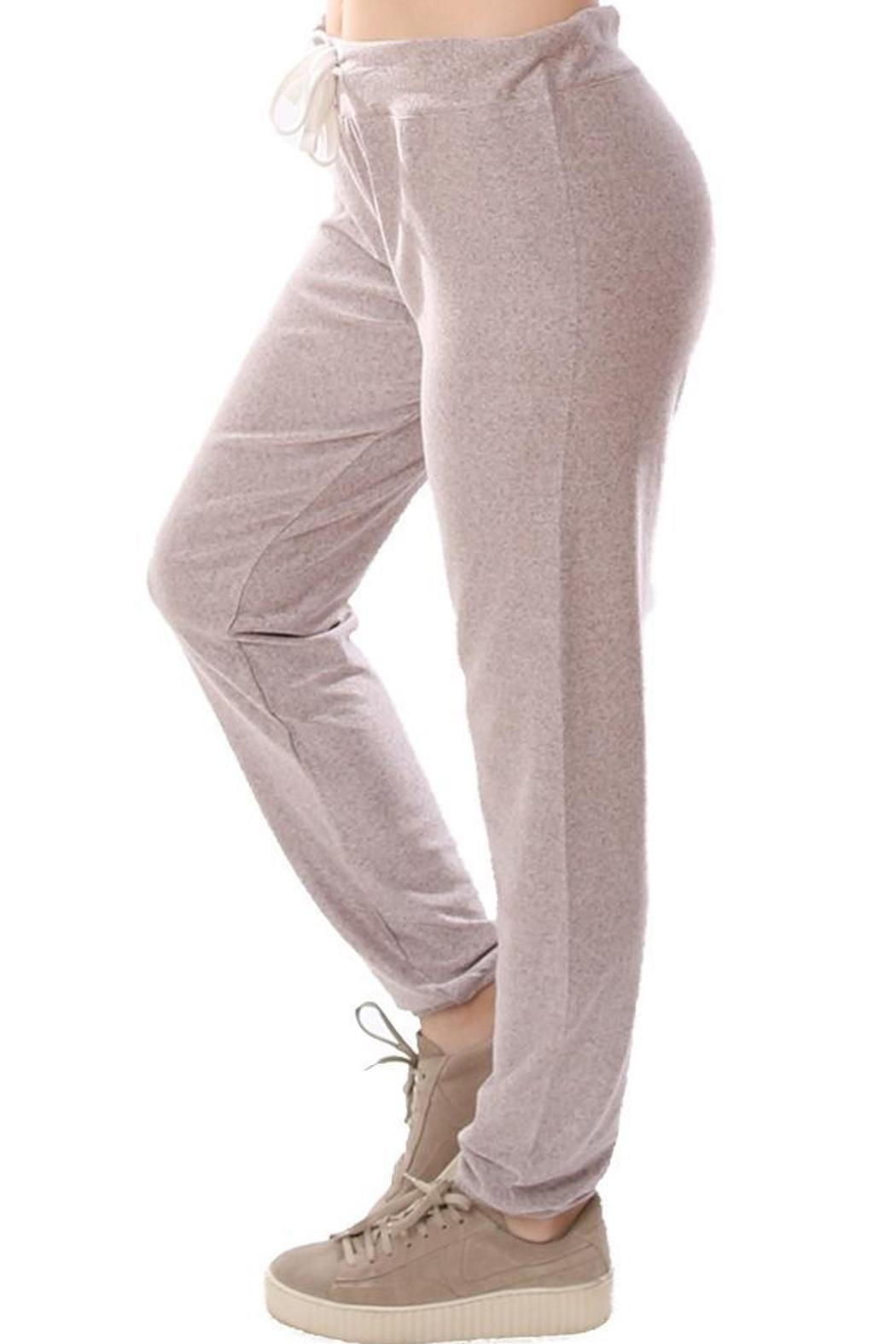 Six Fifty Speckled Jogger - Front Full Image
