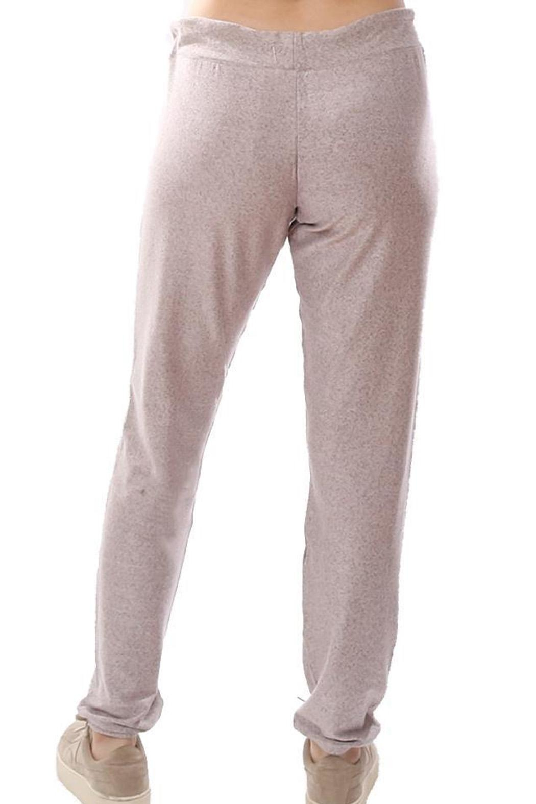Six Fifty Speckled Jogger - Back Cropped Image