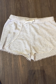 Ocean Drive Speckled Terry Shorts - Front cropped