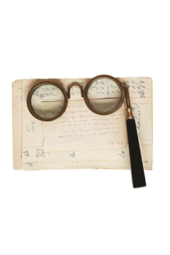Shoptiques Product: Spectacle Magnifying Glass