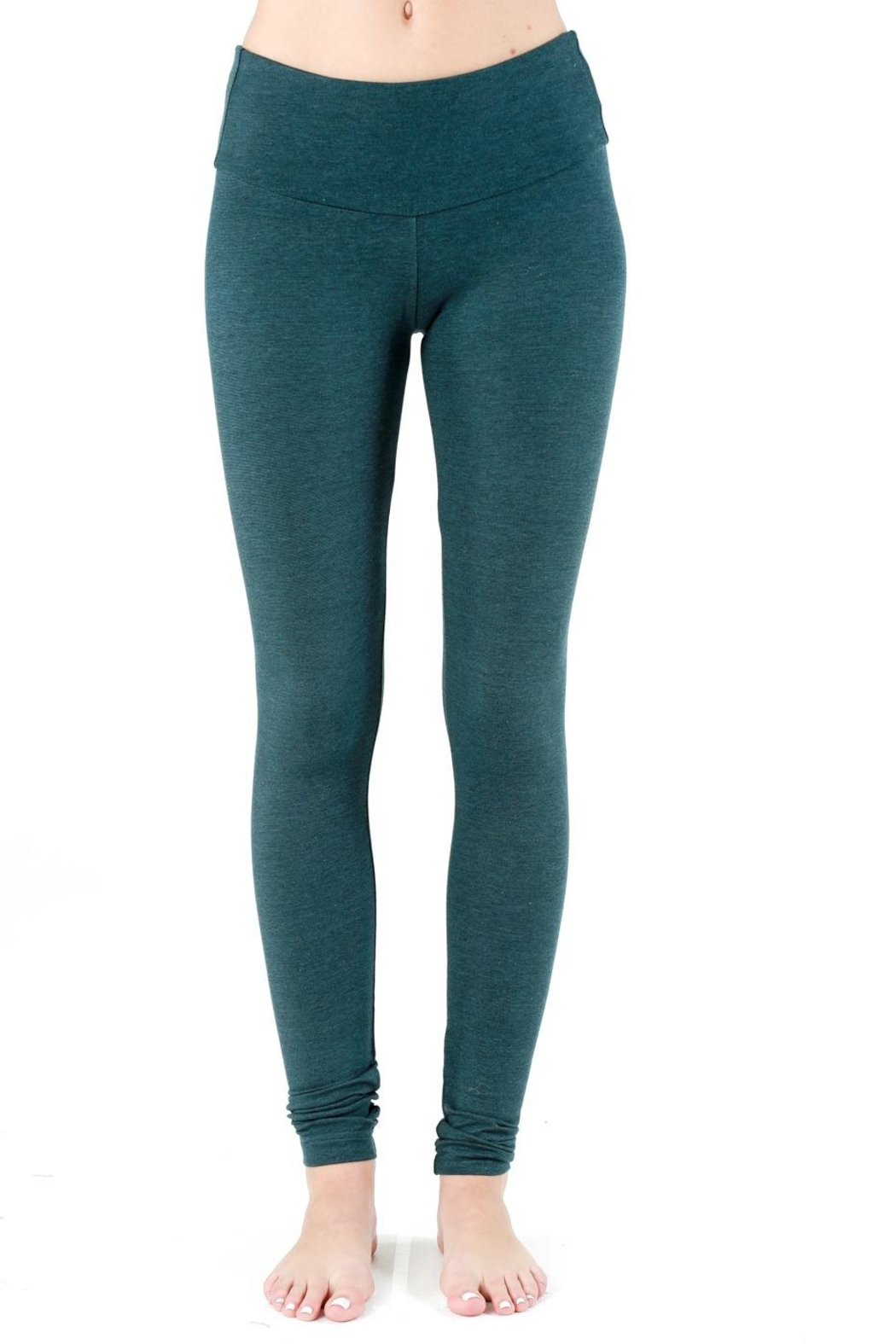 Nomad Hempwear Spectrum Long Legging - Front Cropped Image