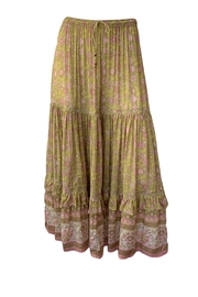 Spell & the Gypsy Collective Dahlia Maxi Skirt - Product Mini Image