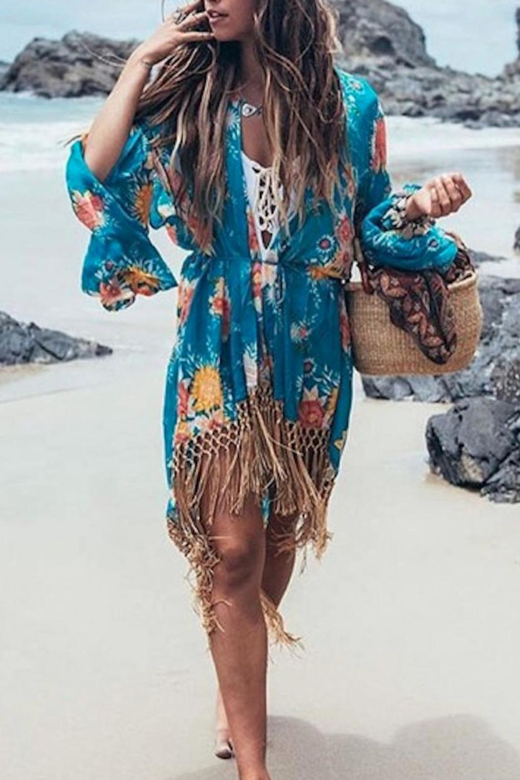 9c53eeb79e7 Spell   the Gypsy Collective Jagger Kimono from New South Wales by ...