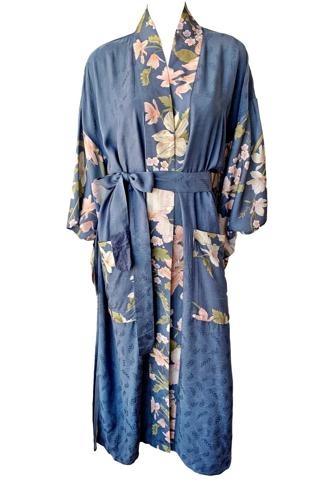 Spell & the Gypsy Collective Waterfall Maxi Kimono - Front Full Image