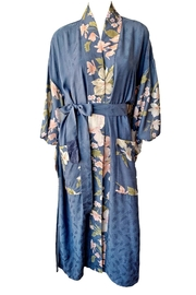 Spell & the Gypsy Collective Waterfall Maxi Kimono - Front full body