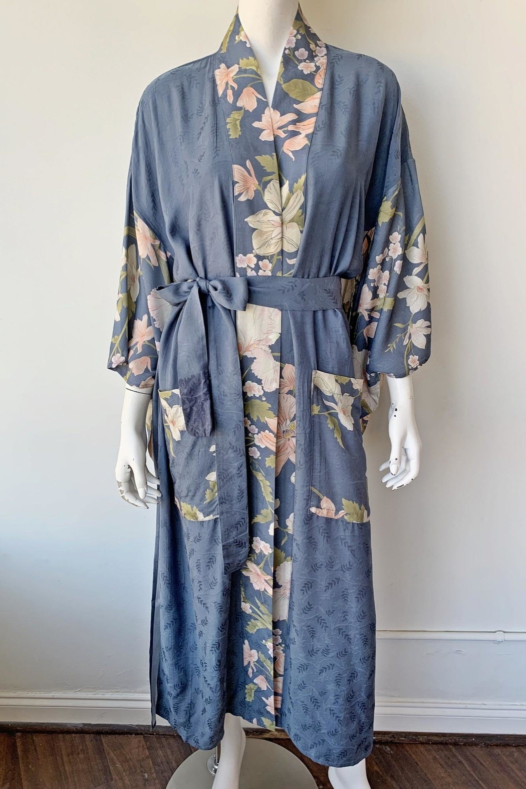 Spell & the Gypsy Collective Waterfall Maxi Kimono - Side Cropped Image