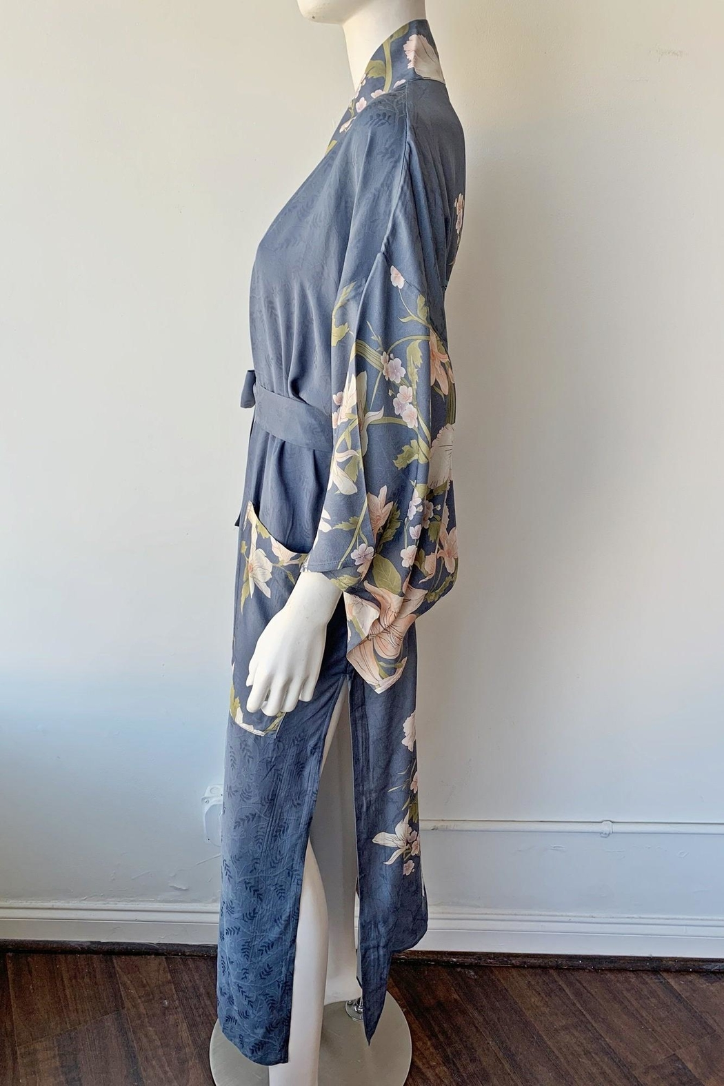 Spell & the Gypsy Collective Waterfall Maxi Kimono - Back Cropped Image