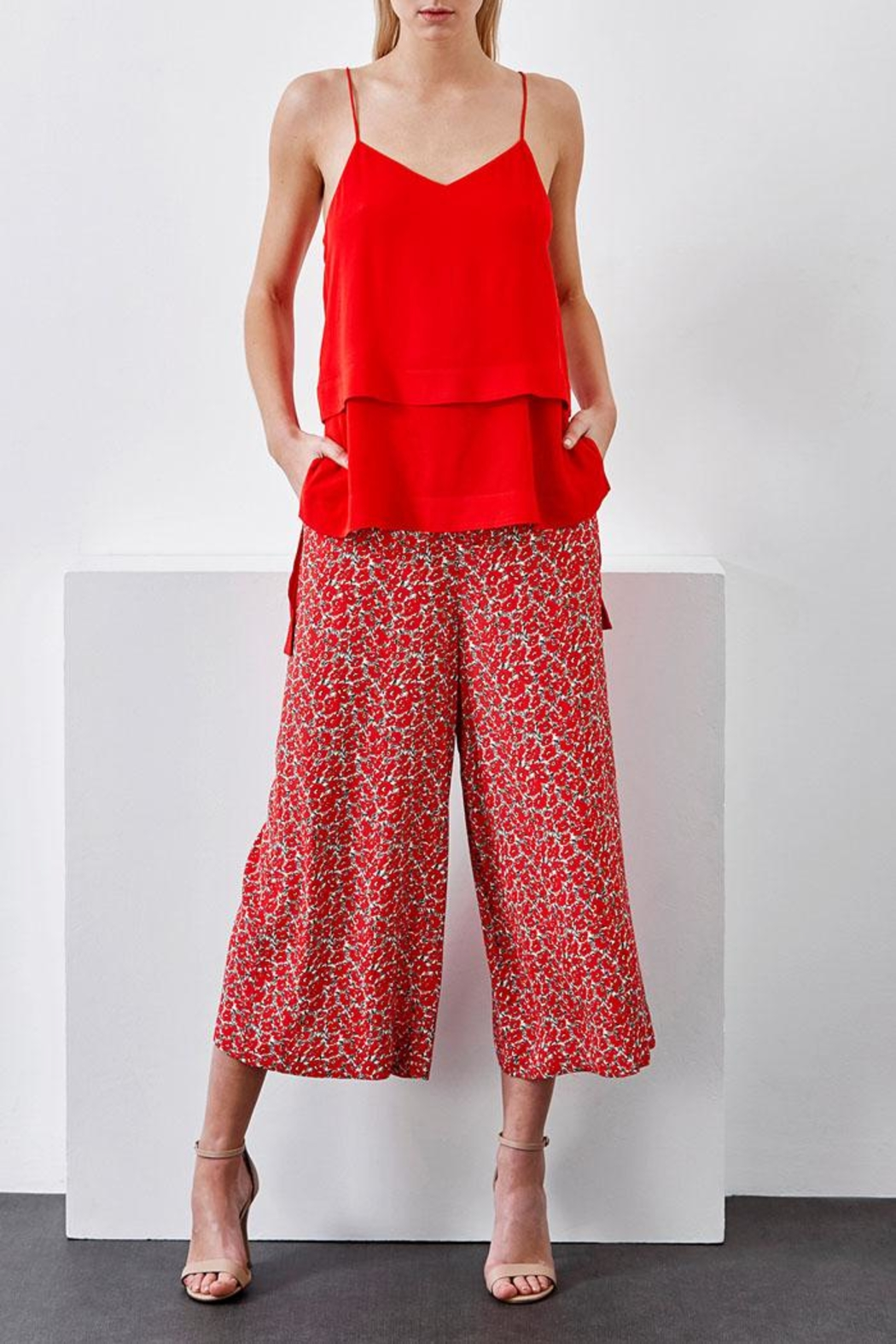GRACE WILLOW Spencer Culottes - Main Image