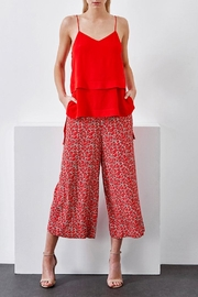 GRACE WILLOW Spencer Culottes - Front cropped