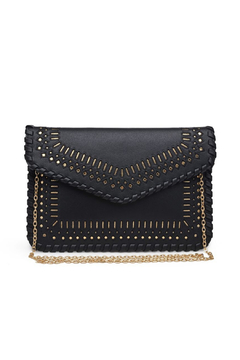 Urban Expressions Spencer Vegan Leather Clutch - Alternate List Image