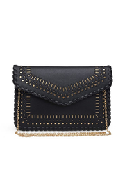 Urban Expressions Spencer Vegan Leather Clutch - Product Mini Image