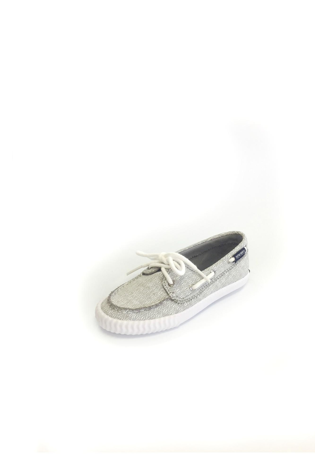 Sperry Canvas Casual Shoe - Main Image