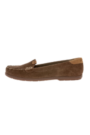 Sperry Coil Mia Suede Shoes - Front full body