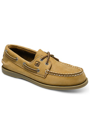 Sperry Kid's Authentic Original Boat Shoe - Front cropped