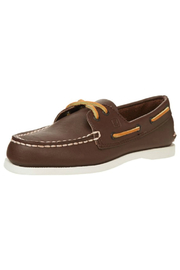 Sperry Kid's Authentic Original Boat Shoe - Front full body