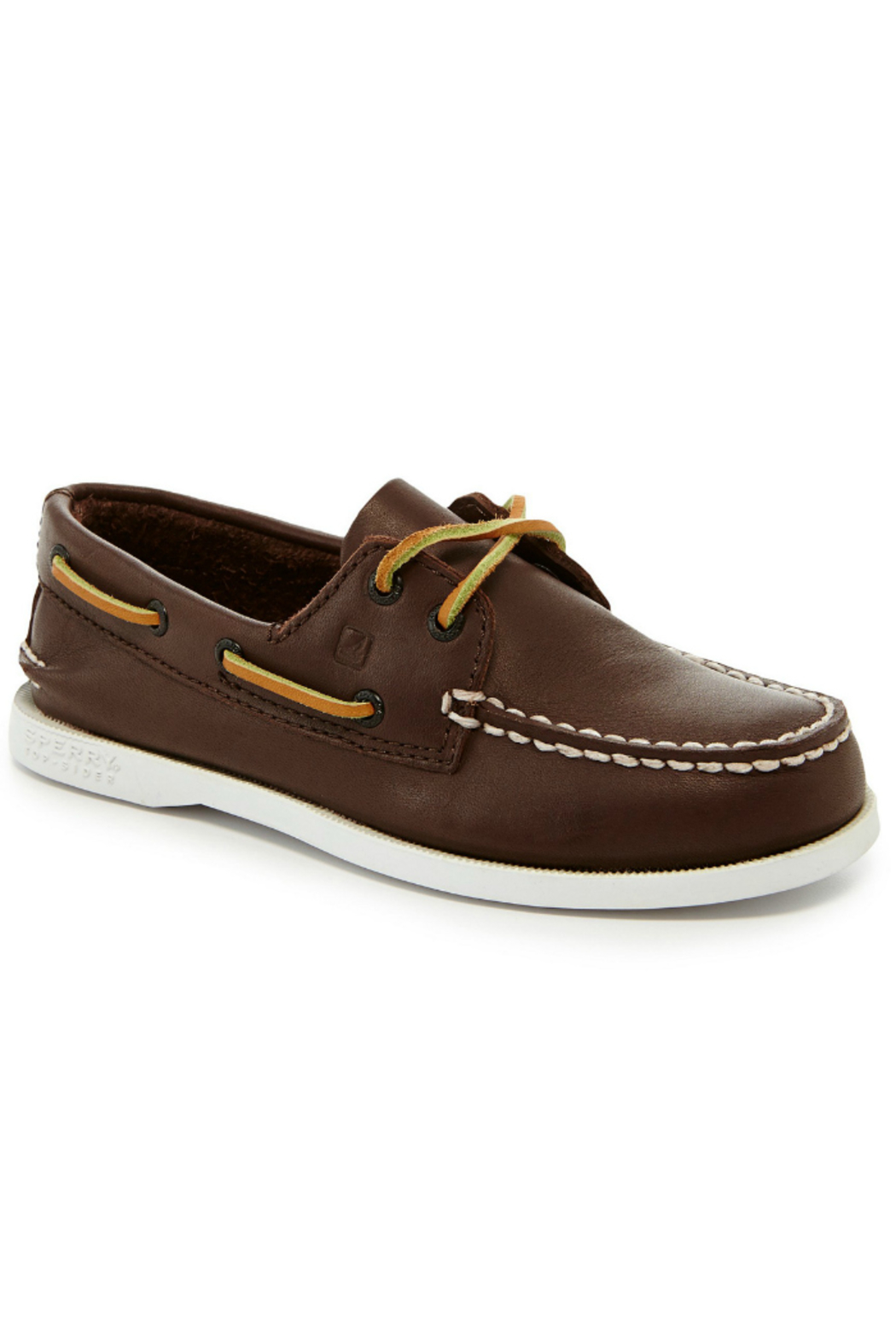 Sperry Kid's Authentic Original Boat Shoe - Front Cropped Image