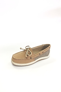 Sperry Leather Slip On Shoes - Alternate List Image