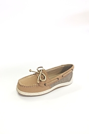 Sperry Leather Slip On Shoes - Front cropped