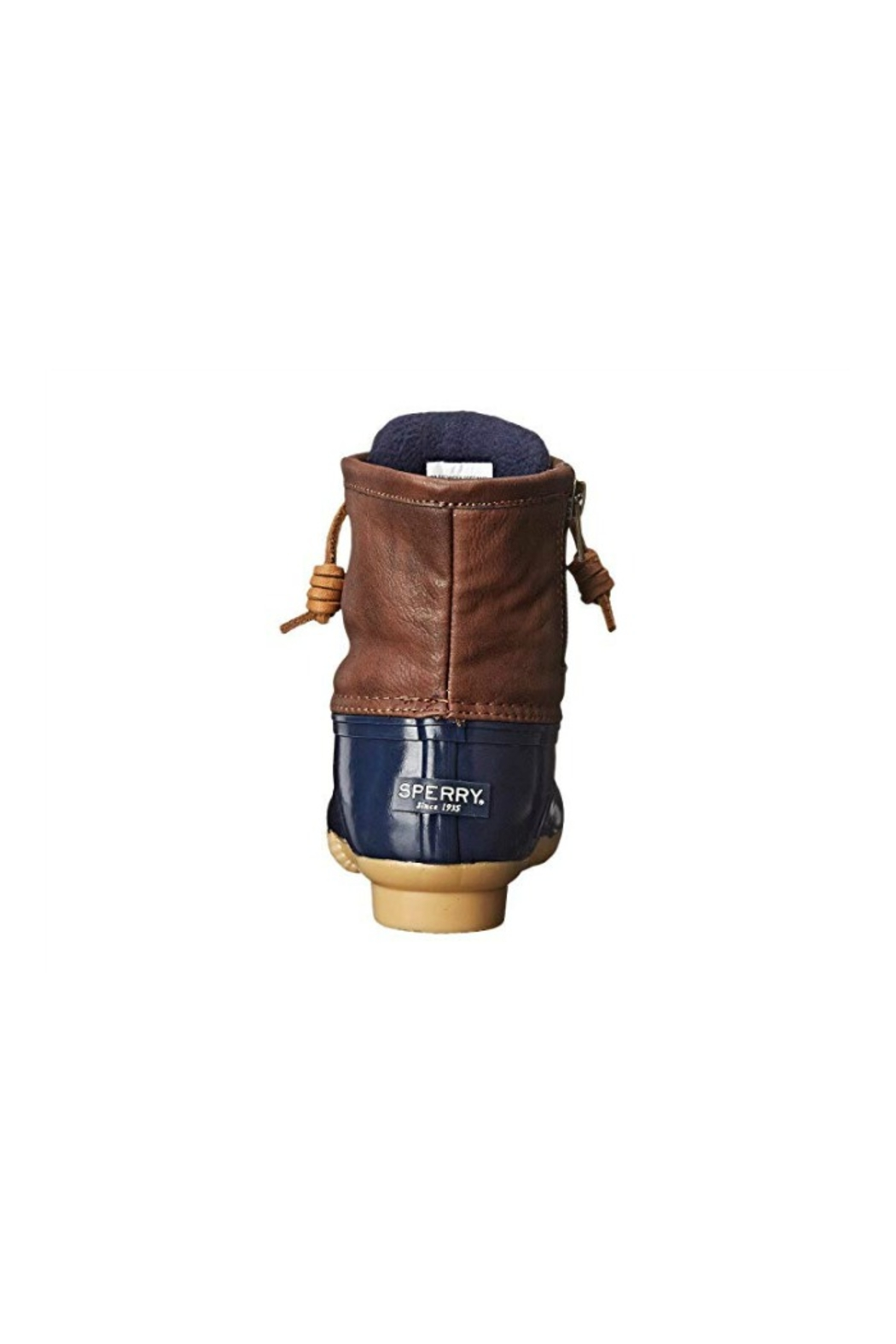 Sperry Saltwater Boot Youth - Back Cropped Image