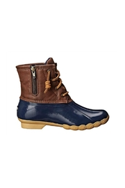 Sperry Saltwater Boot Youth - Front full body