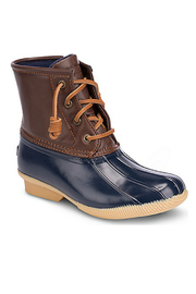 Sperry Saltwater Boot Youth - Front cropped