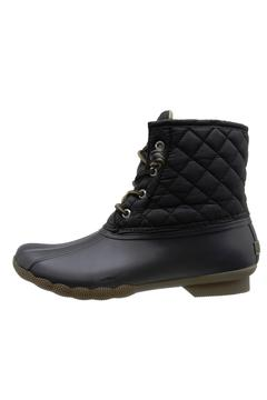 Shoptiques Product: Saltwater Quilted Duck Boot