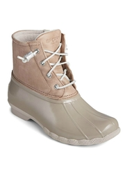 Sperry Women's Saltwater Boot in Dove - Product Mini Image
