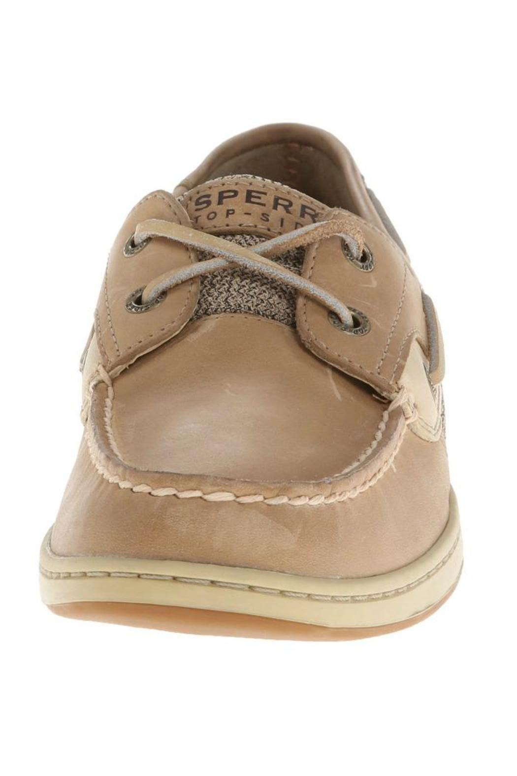 Sperry Top-Sider Bluefish Leather Loafer - Side Cropped Image