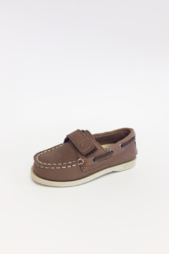 Sperry Top-Sider Leather Velcro Loafer - Alternate List Image