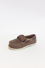 Sperry Top-Sider Leather Velcro Loafer - Product Mini Image