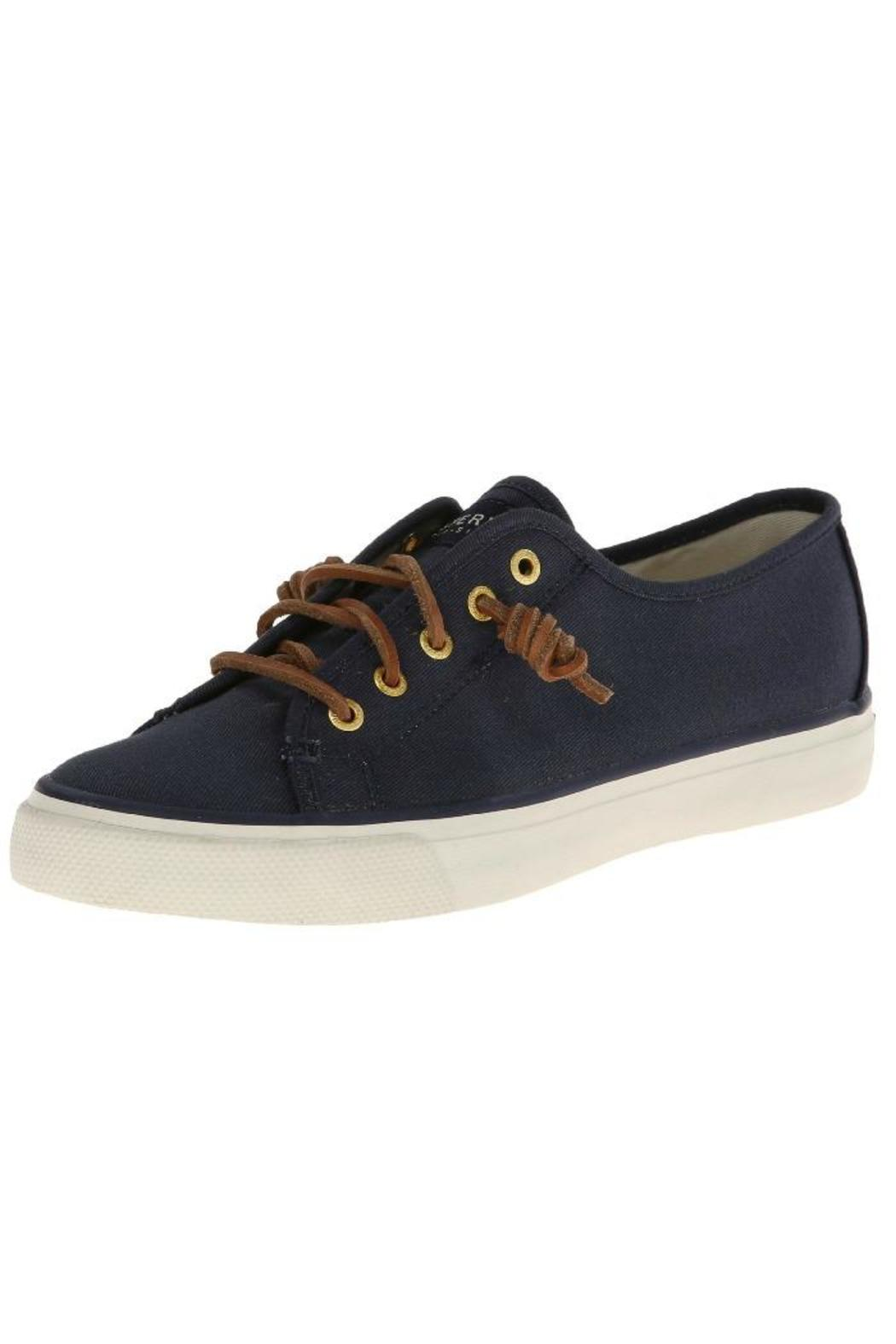 Sperry Top-Sider Seacoast Canvas Sneaker - Front Cropped Image
