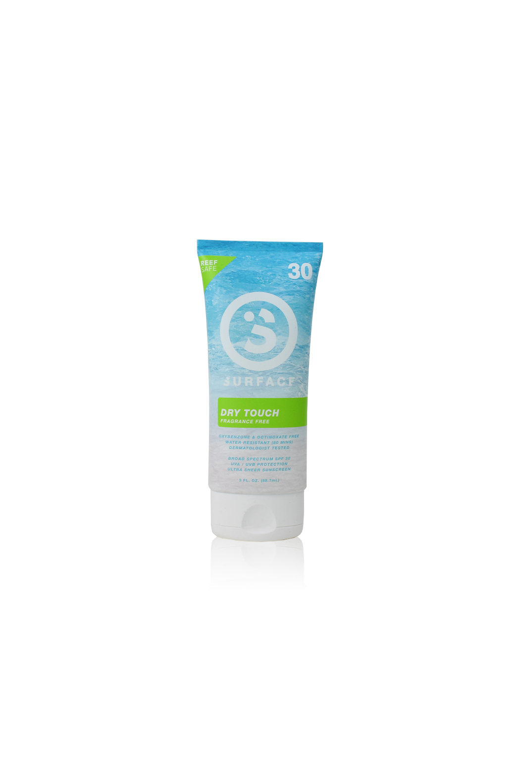 Surface Products Corp SPF30 DRY TOUCH SUNSCREEN LOTION 3OZ - Main Image