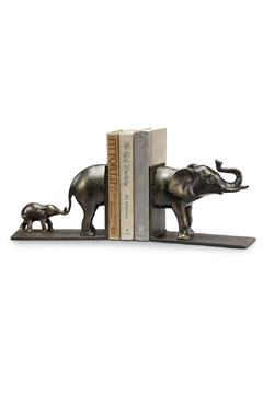 SPI Elephant & Baby Bookends - Product List Image