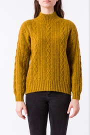 Kerisma Spice Cable-Knit Sweater - Product Mini Image