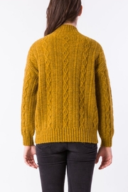 Kerisma Spice Cable-Knit Sweater - Front full body