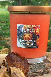 ROOT  Spiced Clove Pomander 16oz Candle - Product Mini Image
