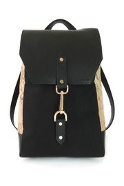 Spicer bags Marble Cork Backpack - Front cropped