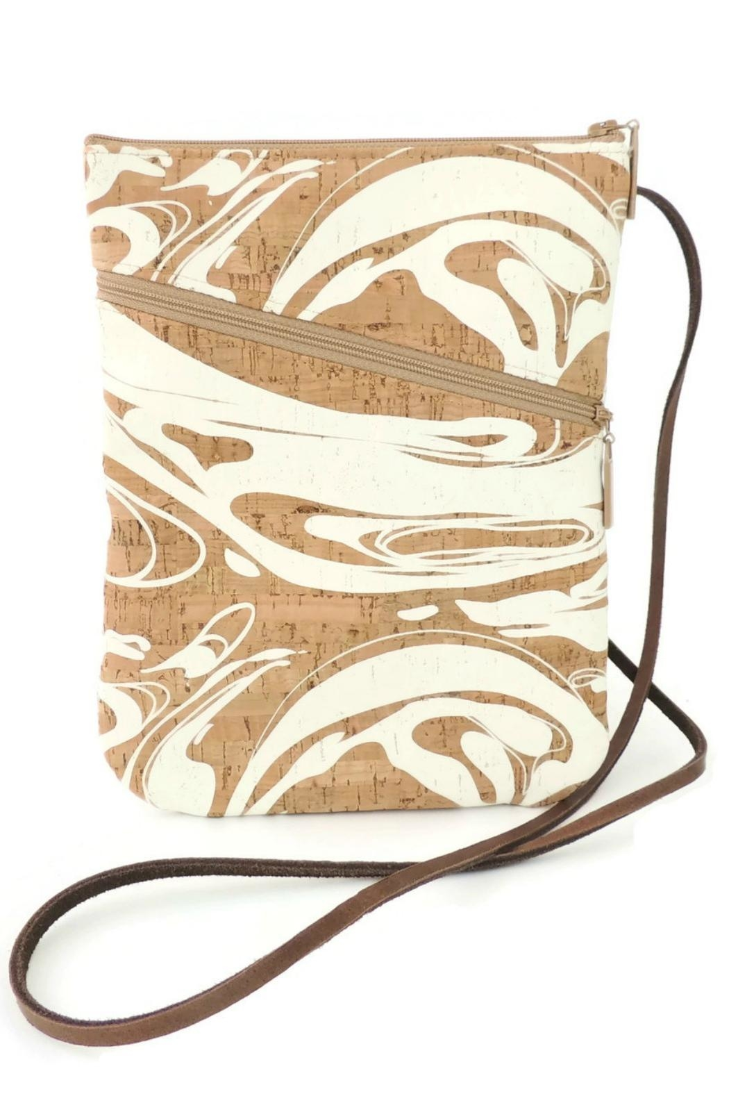 Spicer bags White Ink Cork Bag - Main Image