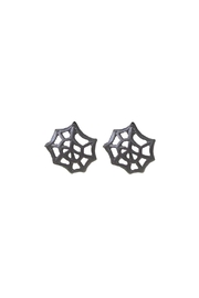 Wild Lilies Jewelry  Spider Web Earrings - Product Mini Image