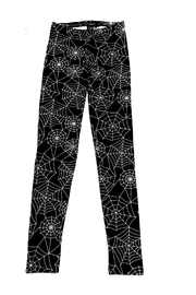 Love's Hangover Creations Spider Web Leggings - Product Mini Image