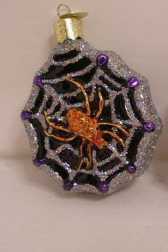 Old World Christmas Spider Web Ornament - Alternate List Image