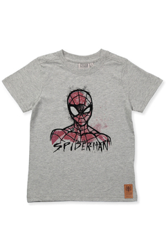Wheat Spiderman T Shirt - Alternate List Image
