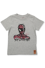 Wheat Spiderman T Shirt - Front cropped