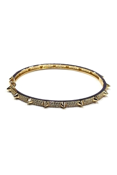 OMG! Accessories Spiked Bangle - Alternate List Image