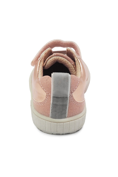 Livie & Luca Spin Rose Gold Shimmer Sneaker - Alternate List Image